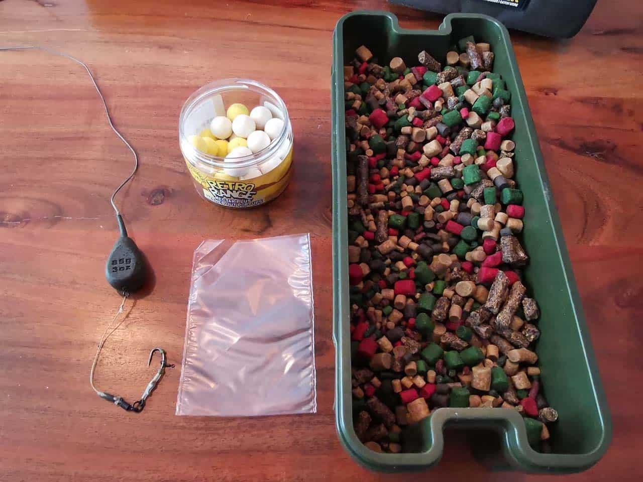 karpfenangeln mit pva bags